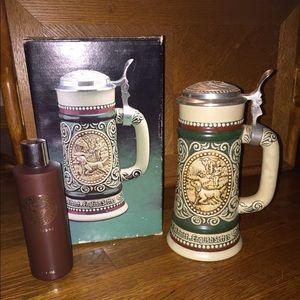 Beer Stein 1978 Avon